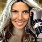 Fotomontaje en el rostro de Shakira