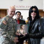 Fotomontaje con Michael Jackson