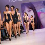 Fotomontaje en desfile de modas