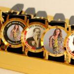 Fotomontaje en reloj con Barack Obama