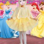 Hacer fotomontajes en Fotoefectos.com; disfraz de pequeña princesa