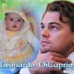 Fotomontaje junto a Leonardo Dicaprio