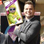 Fotomontaje con Ricky Martin