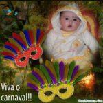 Fotomontaje de carnavales