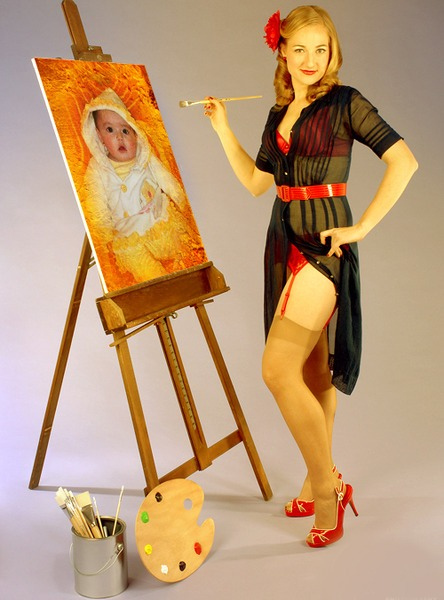fotomontaje-pintura