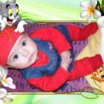 Marco para fotos de Tom y Jerry