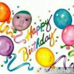 Fotomontajes gratis para fotos de cumpleaños