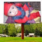 Fotomontaje gratis en un aviso publicitario