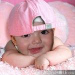 Fotomontajes para bebes en faceinhole