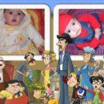 Hacer fotomontaje con los personajes del chavo del ocho