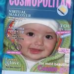 Fotomontaje gratis en la revista Cosmopolitan