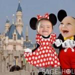 Crear fotomontaje gratis en Disneyland