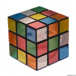 Fotomontaje online en un cubo rubik