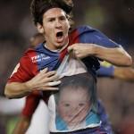 Fotomontaje con el mejor futbolista del mundo Lionel Messi