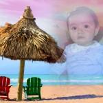 Crear fotomontaje gratis en la playa
