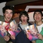 Hacer fotomontaje gratis con los Jonas Brothers