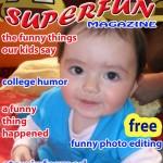 Hacer fotomontaje gratis en Revista Superfun