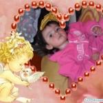 Fotomontajes con ángeles gratis en Fotomolduras.com