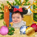 Fotomontajes navideños gratis en Photomontager.com