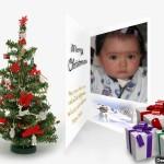Fotomontaje de navidad en Deefunia.com