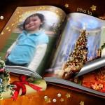 Fotomontaje navideño en Funnyphoto.com
