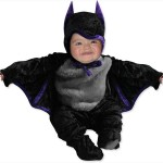 Fotomontaje infantil en disfraz de batman