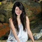 Fotomontaje con Selena gomez