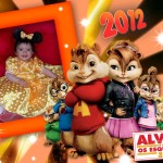 Realizar fotomontajes en calendarios del 2012