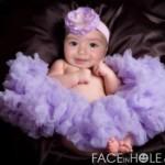 Fotomontajes con disfraces de bebes