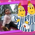 "Fotomontaje online con ""Bananas en pijamas"""