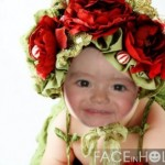 Fotomontajes online en rostros de niños