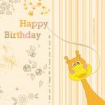Modelos de tarjetas de cumpleaños para niños