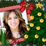 Marcos para fotos gratis de navidad