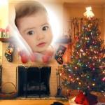 Fotomontaje de navidad