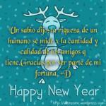 Frases de año nuevo para tus amigos
