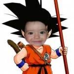 Fotomontaje online con Goku – Dragon Ball Z