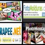 Páginas para hacer marcos de fotos