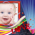 Crea fotomontajes de amor