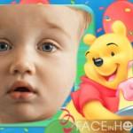 Desea un Feliz Cumpleaños con Winnie Pooh