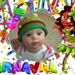 Fotomontaje de carnaval
