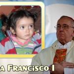 Fotomontaje con el Papa Francisco  I