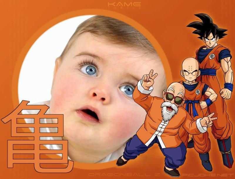 Dragon Ball Z Collage