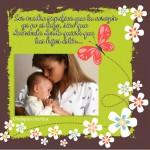 Marco para fotos por el Día de la Madre