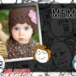 Marco para fotos de memes en Foto-molduras.com