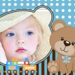 Realiza fotomontajes infantiles en Fotomolduras.com