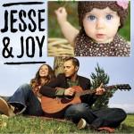 Marco para fotos con Jesse & Joy