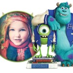 Marco para fotos con Monsters Inc