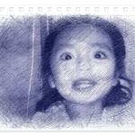 Convierte tus fotos en esbozos de pintura en Funny.Photo.com