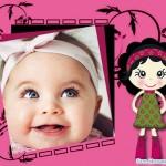 Hacer  fotomontajes en linea  para niñas