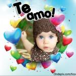 Fotomontajes gratis de amor en Ondapix.com